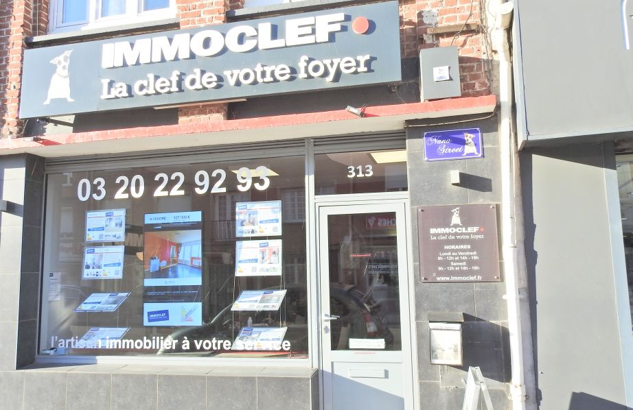 Agence Immoclef de Lomme